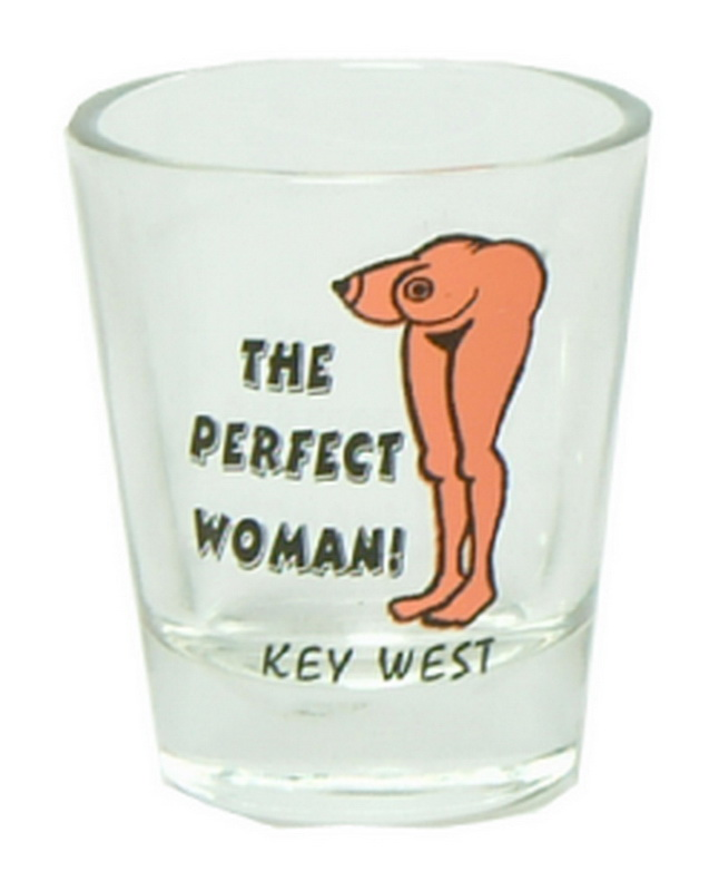 PERFECT WOMAN SHOT GLASS 12PC * UOM: * Minimum Order: